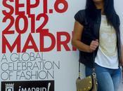 Vogue Fashion´s Night Madrid 2012 .......