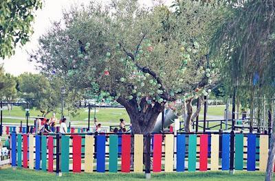 El árbol de los chupetes