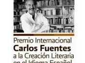 Premio literario Carlos Fuentes