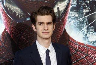 Andrew Garfield, abrumado por 'The Amazing Spider-Man'