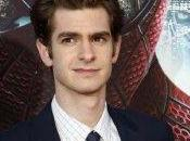 Andrew Garfield, abrumado 'The Amazing Spider-Man'
