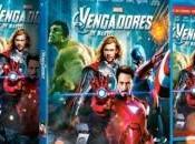 [NDP] Marvel Vengadores título vendido Blu-ray