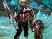 Portada John Romita para Captain America