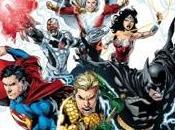 Cambio dibujante Liga Justicia
