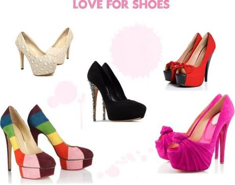 Love for shoes # 1