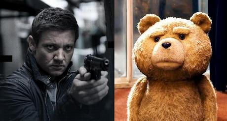 Universal confirma secuelas para 'Ted' y 'El Legado de Bourne'