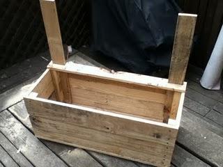Cómo elaborar un baúl de madera reciclada (paso a paso)
