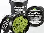 Herbalism->Limpiadora facial natural Lush.
