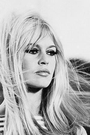 Beauty Inspiration: Brigitte Bardot