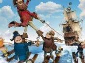 ¡PIRATAS! (Pirates! Band Misfits, the) (USA, 2012) Animación (Plastilina)