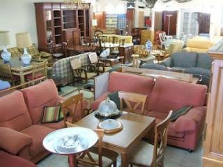 Tienda de Remate de Muebles Usados