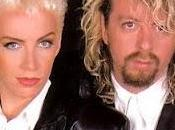 Eurythmics Revenge (1986)