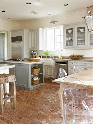 Las mesas en las cocinas rusticas paperblog - Mesas cocina rusticas ...