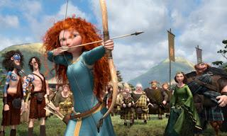 """Brave (Indomable)"" (Mark Andrews y Brenda Chapman, 2012)"