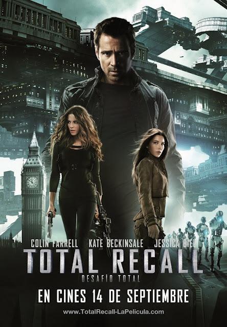 Crítica de cine: 'Desafío Total'