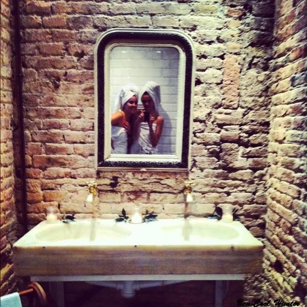 Ba os rabes mi experiencia en aire de barcelona paperblog - Todo bano barcelona ...