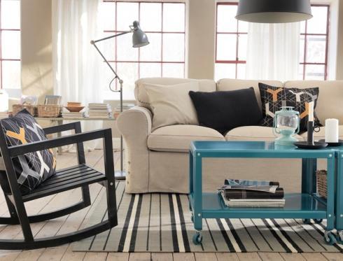 Muebles sobre ruedas paperblog - Ruedas muebles ikea ...