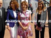 Nuestra despedida Esperanza Aguirre para Moda Madrid. Bisutex-Iberjoya, Jornadas blogs nuevo Zoco Soto Moraleja