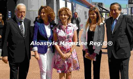 Nuestra despedida a Esperanza Aguirre en un mes para la Moda en Madrid. Bisutex-Iberjoya, Las Jornadas de blogs de Moda y  el nuevo Zoco del Soto de La Moraleja.