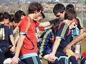 Selección nacional sub-19: convocatoria entrenamientos septiembre 2012