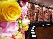 flores desfile Christian Dior