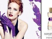 Jessica Chastain imagen Manifesto, perfume Yves Saint Laurent