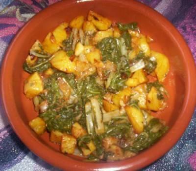 Como preparar acelgas a la chilena paperblog for Cocinar acelgas