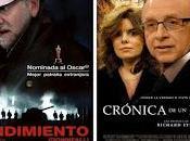 recortes, cartelera. Spanish Movie Scissors