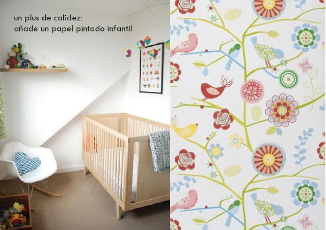 Transforma tu casa con papel pintado paperblog for Casas de papel pintado