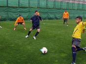 Entrenamiento recuperación Tito Vilanova