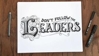 A Hand Lettering Experience :: Bob Dylan tipográfico
