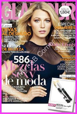 Regalos revistas moda Octubre 2012