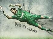 Calentamiento Iker Casillas