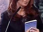 `Luz Dios´ para Cristina Fernández Kirchner