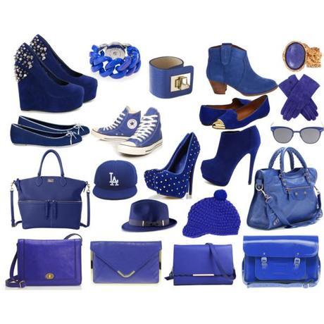 Es tendencia: Azul Klein