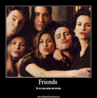 A 18 años del comienzo de Friends
