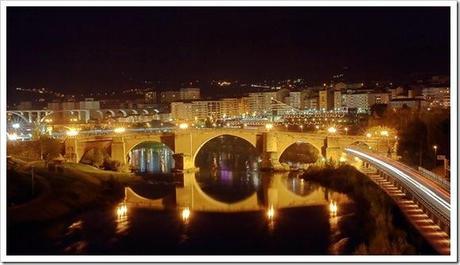 El Puente Romano de Ourense