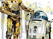 Camisetas diseños molones personajes 'Star Wars'