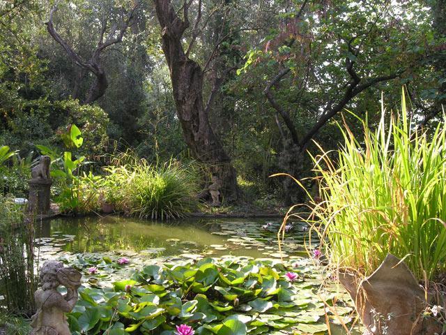 Los jardines mas bonitos de italia paperblog - Jardines en desnivel ...