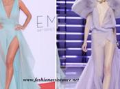 Heidi Klum Sofía Vergara causan sensación Emmy Awards 2012