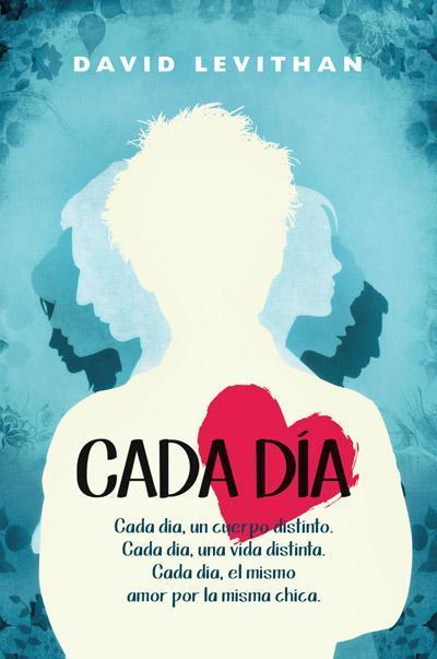 Portada española revelada: Cada día David Levithan