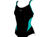 Natación estilo, cuerpo moldeado estilizado