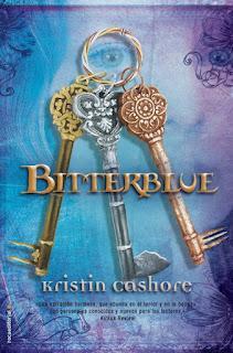 Reseña: Bitterblue de Kristin Cashore