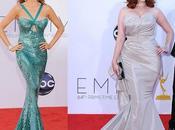 alfombra roja Emmy 2012