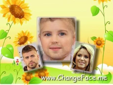 ¿Cómo será el bebé de Gerard Piqué y Shakira? O el de cualquier otra pareja…
