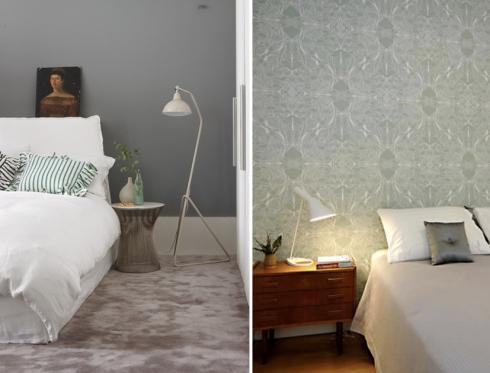 C mo iluminar un dormitorio paperblog - Lamparas para leer en la cama ...