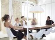 Swing Table mesa reuniones columpios