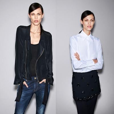 aw12 lookbook zara octubre 2 Colecciones AW12: Zara Lookbook Octubre