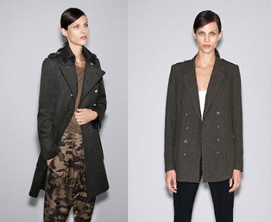 aw12 lookbook zara octubre 4 Colecciones AW12: Zara Lookbook Octubre