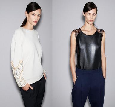aw12 lookbook zara octubre 5 Colecciones AW12: Zara Lookbook Octubre